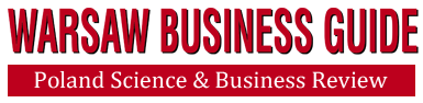 Warsaw Business Guide - logo